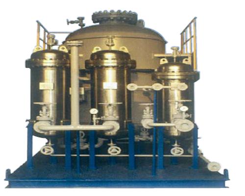 KAGZ型高效组合式在线胺液过滤装置