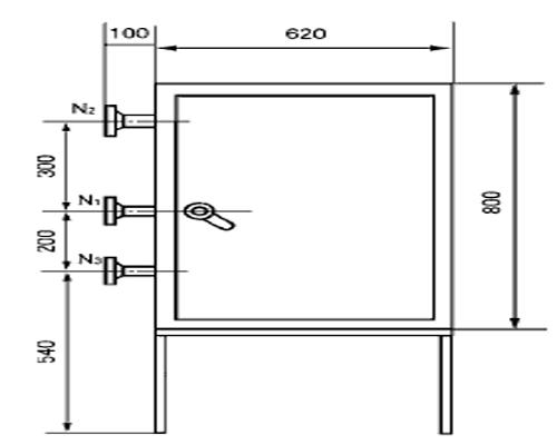 SCXM型密闭式采样器