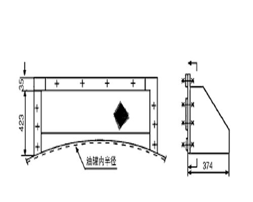 L-2/1罐壁通气孔