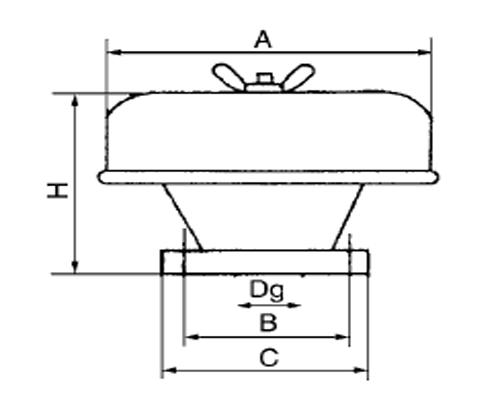 FNT-1防爆阻火通气罩