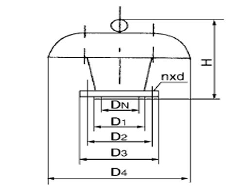 TOG型系列通气管