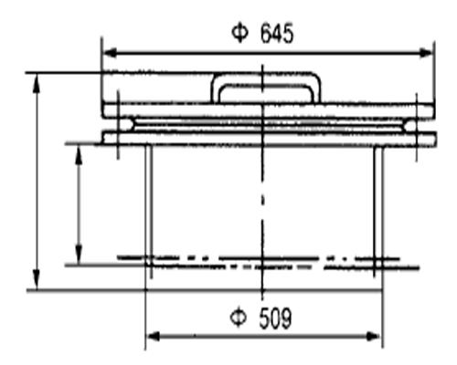 GTG型系列透光孔