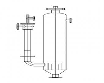 1SP系列一级蒸汽喷射真空泵