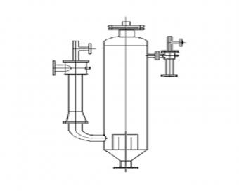 2SP系列二级蒸汽喷射真空泵