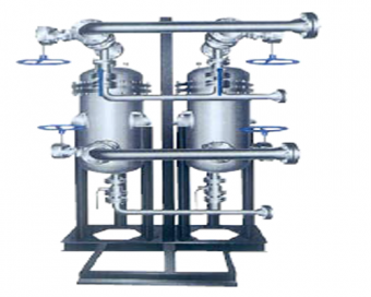 金属滤芯精细过滤器JGM型