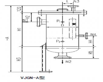 非金属滤芯精细过滤器JGN型