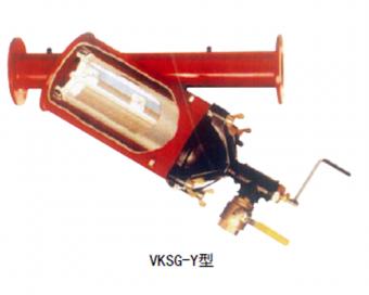 KSG-Y型手摇刷式过滤器