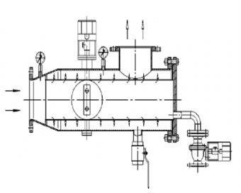 KDP型导流自洁式过滤器