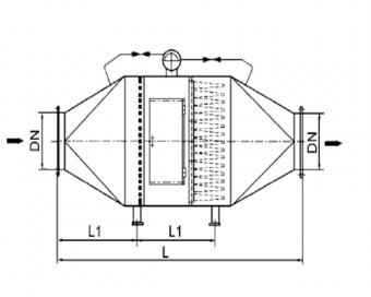 KGⅠ型送风空气过滤器