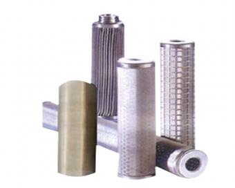 JGM-Ⅱ型多层不锈钢网烧结滤芯